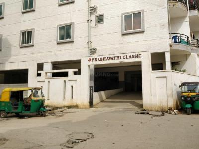 Gallery Cover Image of 1360 Sq.ft 2 BHK Apartment for rent in Prabhavathi Classic, Ejipura for 25000