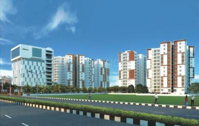 Gallery Cover Image of 1227 Sq.ft 2 BHK Apartment for buy in Akshaya Tango, Thoraipakkam for 9202500