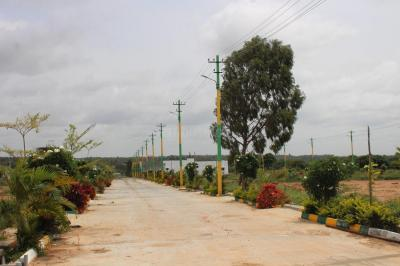 1085 Sq.ft Residential Plot for Sale in Budigere Cross, Bangalore