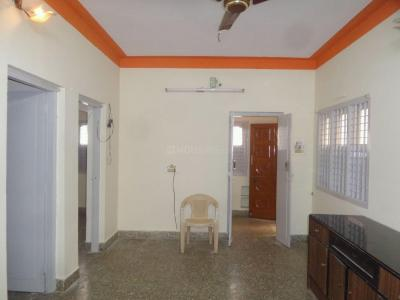 Gallery Cover Image of 1000 Sq.ft 2 BHK Independent Floor for rent in Vijayanagar for 13000