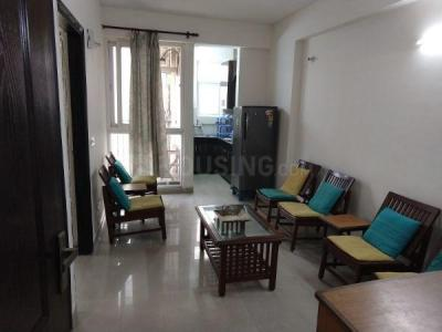Gallery Cover Image of 550 Sq.ft 1 BHK Apartment for rent in Aditya Celebrity Homes, Sector 76 for 14000