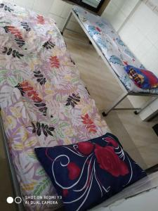 Bedroom Image of Rahul Hostel in Mylapore