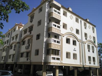 Gallery Cover Image of 710 Sq.ft 1 BHK Apartment for rent in Symphony, Madipakkam for 16500