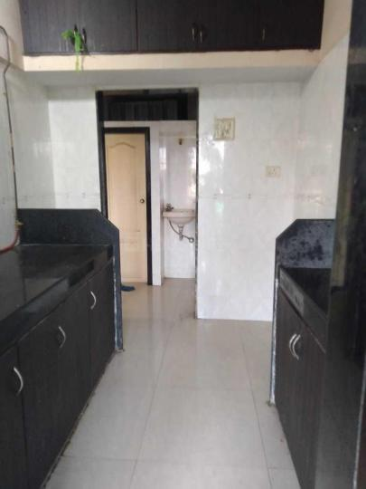 Kitchen Image of 610 Sq.ft 1 BHK Apartment for buy in Mira Road East for 5350000