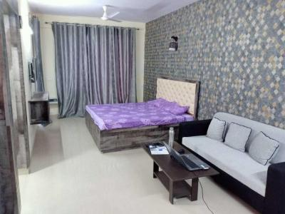 Gallery Cover Image of 495 Sq.ft 1 BHK Apartment for rent in Logix Blossom Zest, Sector 143 for 11001