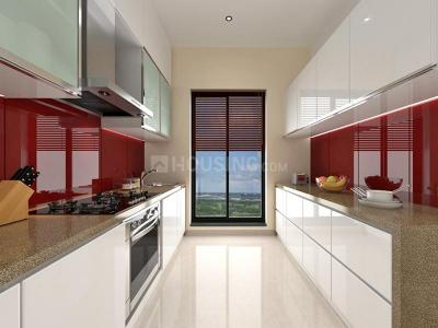 Gallery Cover Image of 1000 Sq.ft 2 BHK Apartment for buy in Unique Vistas, Thane West for 10500000