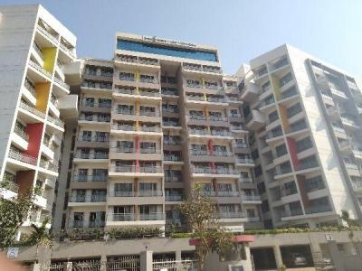 Gallery Cover Image of 1550 Sq.ft 3 BHK Apartment for rent in Ulwe for 14000