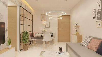 Gallery Cover Image of 760 Sq.ft 2 BHK Apartment for buy in Marathon Nexzone Aura 1, Panvel for 5950000