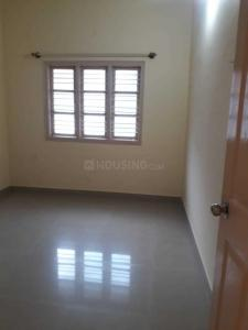 Gallery Cover Image of 500 Sq.ft 1 BHK Independent Floor for rent in Hebbal Kempapura for 11000