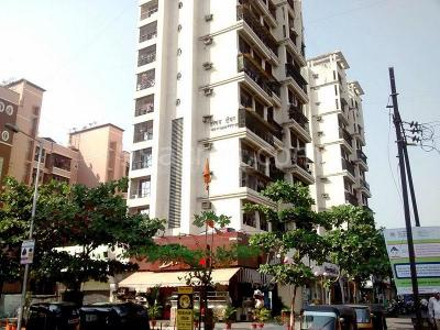 Gallery Cover Image of 900 Sq.ft 2 BHK Apartment for rent in Ghansoli for 25000