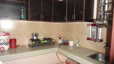 Kitchen Image of Homely PG For Girls in Sector 23