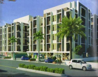 Gallery Cover Image of 720 Sq.ft 1 BHK Apartment for buy in Sahajanand Angan Avenue, Nikol for 1800000