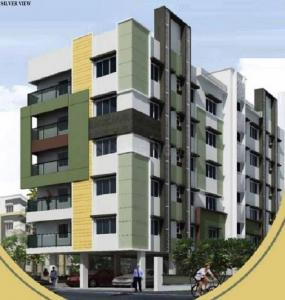 Gallery Cover Image of 1350 Sq.ft 3 BHK Apartment for buy in Lake Town for 6075000