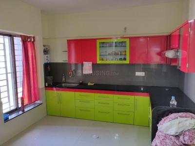 Gallery Cover Image of 1150 Sq.ft 2 BHK Apartment for rent in Kharadi for 28000