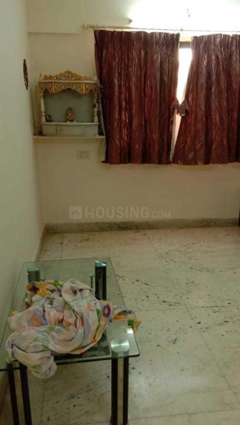 Living Room Image of 728 Sq.ft 1 BHK Apartment for rent in Goregaon East for 30000