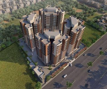 Gallery Cover Image of 1250 Sq.ft 3 BHK Apartment for buy in  Stanza, Shela for 5000000