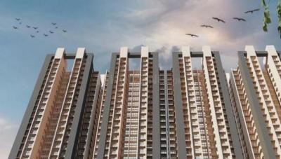 Gallery Cover Image of 1035 Sq.ft 2 BHK Apartment for buy in Thane West for 9800000