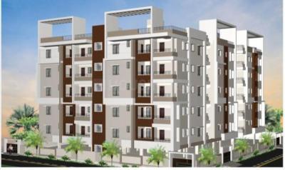 Gallery Cover Image of 1397 Sq.ft 3 BHK Apartment for buy in Sudarshan Elite, Himayath Nagar for 14970000
