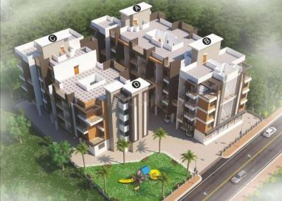 Gallery Cover Image of 620 Sq.ft 1 BHK Apartment for buy in Adaigaon for 2750000