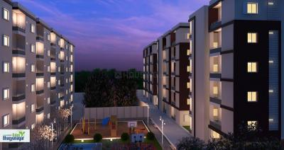 Gallery Cover Image of 970 Sq.ft 2 BHK Apartment for buy in Suraram for 3104000