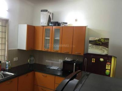Kitchen Image of 1950 Sq.ft 3 BHK Apartment for buy in Chaitanya Banyan View, Adyar for 26000000