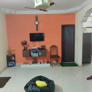Gallery Cover Image of 1410 Sq.ft 3 BHK Apartment for rent in Metro Deepa Lake View Madison, Kartik Nagar for 22000