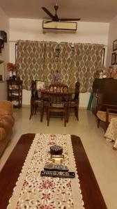 Gallery Cover Image of 1200 Sq.ft 2 BHK Apartment for rent in Vashi for 45000