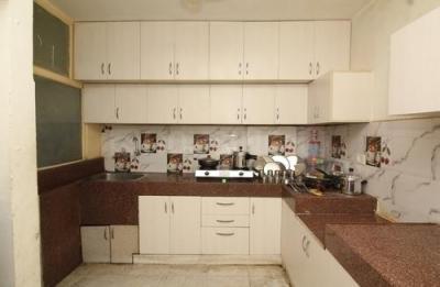Kitchen Image of Buckinghum Palace Flat No- 212 in Banjara Hills