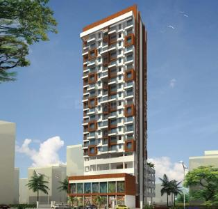 Gallery Cover Image of 650 Sq.ft 1 BHK Apartment for buy in Kopar Khairane for 9500000