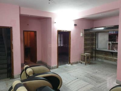 Gallery Cover Image of 1100 Sq.ft 3 BHK Apartment for rent in Lake Town for 19000