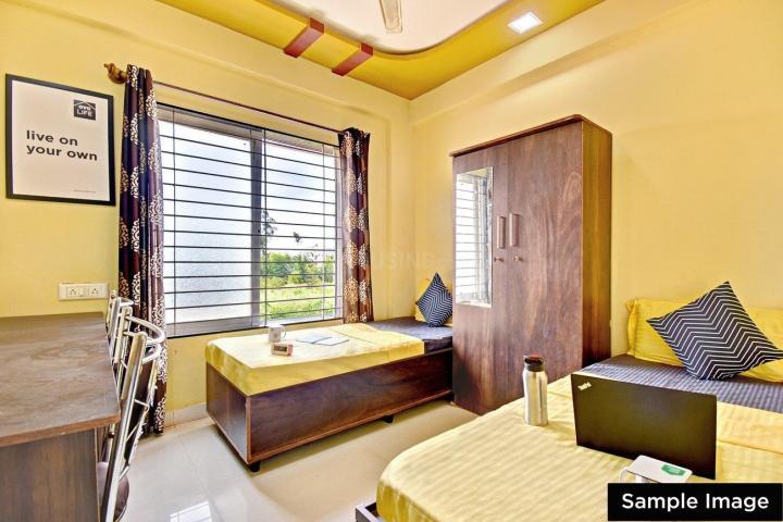 Bedroom Image of Oyo Life Blr1979 Hsr Layout in Harlur