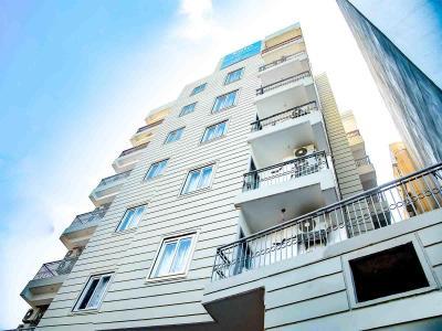 सेक्टर 104 में ज़ोलो फ़्रोंटिएर के बिल्डिंग की तस्वीर