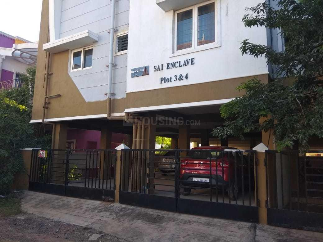 Building Image of 1800 Sq.ft 3 BHK Apartment for rent in Medavakkam for 16000