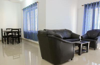 Living Room Image of PG 4643348 Hinjewadi in Hinjewadi
