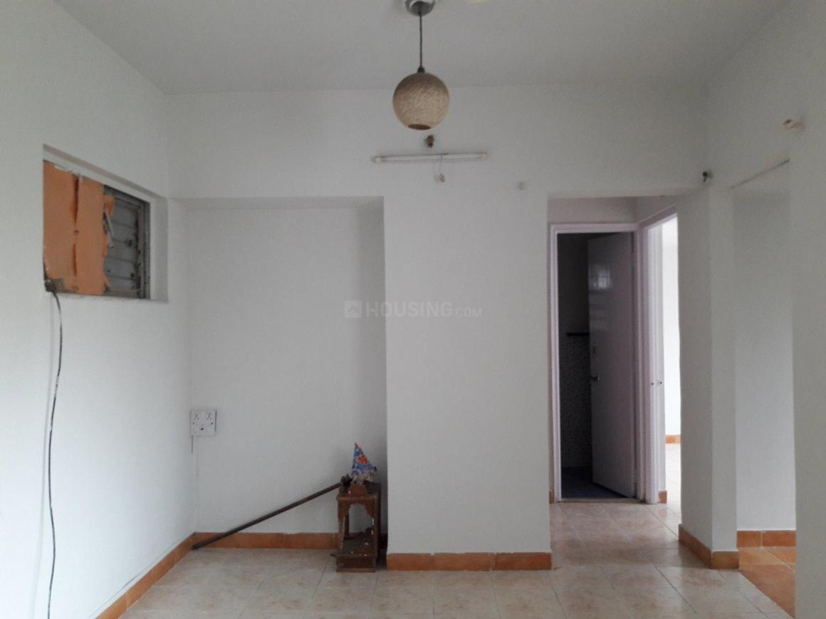 Living Room Image of 512 Sq.ft 1 BHK Apartment for rent in Dhayari for 6000
