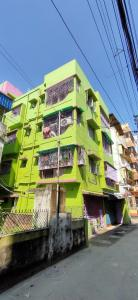 Gallery Cover Image of 750 Sq.ft 3 BHK Apartment for rent in Dum Dum Cantonment for 8000
