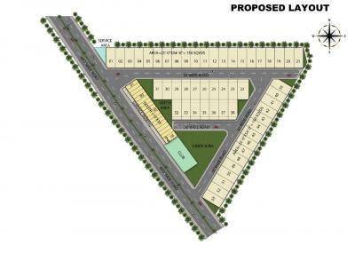 1350 Sq.ft Residential Plot for Sale in Dyalpur, Mohali