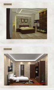 Gallery Cover Image of 1440 Sq.ft 3 BHK Apartment for buy in Palam Vihar for 7500000