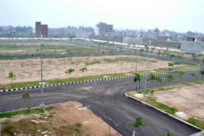 Gallery Cover Image of 1743 Sq.ft Residential Plot for buy in Sector 132 for 6300000