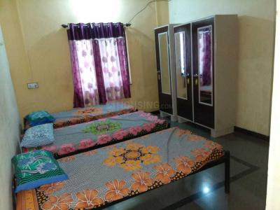 Bedroom Image of Badrinath Reddy PG in Kharadi