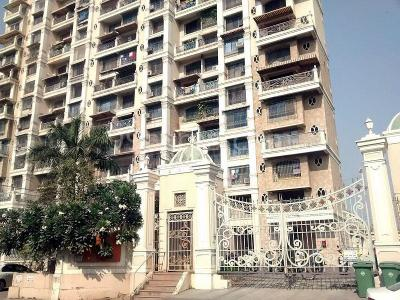 Gallery Cover Image of 1150 Sq.ft 2 BHK Apartment for buy in Tharwani Tharwani Heights, Sanpada for 23000000