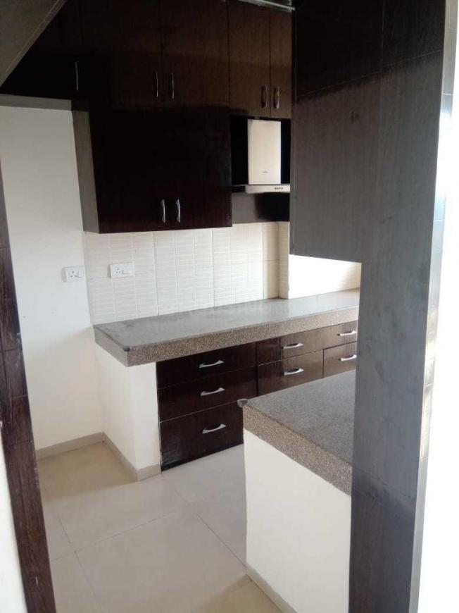 Kitchen Image of 675 Sq.ft 3 BHK Independent House for buy in Sector 3A for 5400000