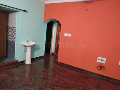 Gallery Cover Image of 500 Sq.ft 1 BHK Independent Floor for rent in Ramamurthy Nagar for 9000