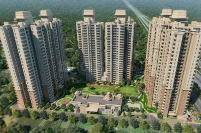 Gallery Cover Image of 982 Sq.ft 2 BHK Apartment for buy in CRC Sublimis, Noida Extension for 4930000