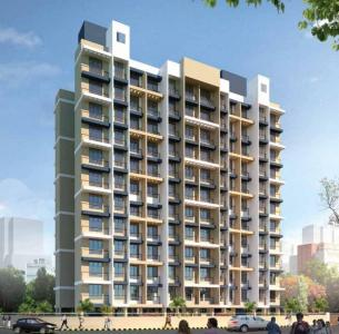 Gallery Cover Image of 565 Sq.ft 1 BHK Apartment for buy in Sai Kaveesha, Taloje for 3750000