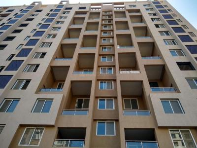Gallery Cover Image of 1500 Sq.ft 3 BHK Apartment for rent in Ghorpadi for 25000