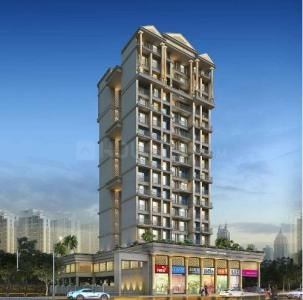 Gallery Cover Image of 640 Sq.ft 1 BHK Apartment for buy in Neelkanth Alpine, Ghansoli for 9500000