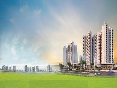 Gallery Cover Image of 872 Sq.ft 1 BHK Apartment for buy in Sunteck West World, Naigaon East for 4445000