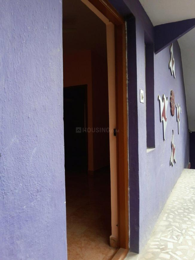 Main Entrance Image of 850 Sq.ft 1 BHK Apartment for rent in New Thippasandra for 13000