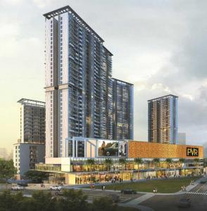 Gallery Cover Image of 1261 Sq.ft 2 BHK Apartment for buy in M3M Duo High, Sector 65 for 13800000